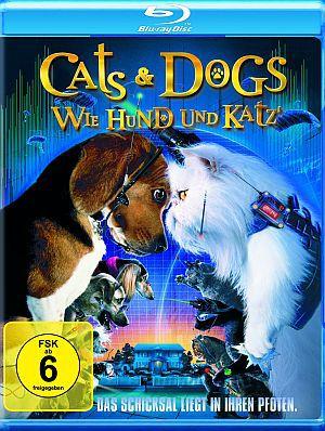 Cats & Dogs - Wie Hund und Katz (Blu-ray) 2001