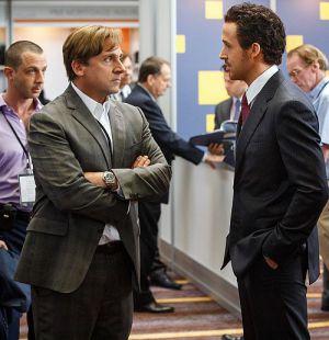 Steve Carell, Ryan Gosling, The Big Short (Szene) 2016