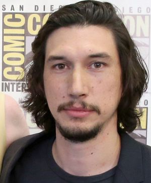 Adam Driver, Star Wars: Das Erwachen der Macht 3D, Star Wars: The Force Awakens (Comic Con 2015 563745961SH00015) 2015
