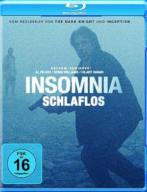 Insomnia - Schlaflos (Blu-ray) 2002