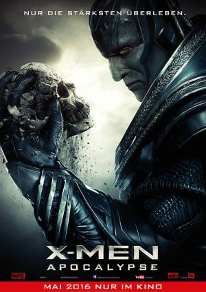 X-Men: Apocalypse (Kino) 2016