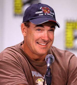 Patrick Warburton auf der ComicCon 2011