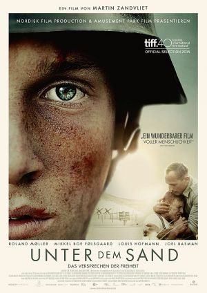 Unter dem Sand - Das Versprechen der Freiheit, Under Sandet (Kino) 2015