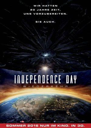 Independence Day: Wiederkehr 3D (Independence Day Resurgence, 2016)