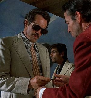 Bring mir den Kopf von Alfredo Garcia (Bring Me the Head of Alfredo Garcia, 1974)