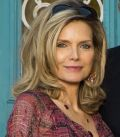 "Michelle Pfeiffer am Set von ""Malavita - The Family"""