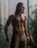 Alexander Skarsgård, The Legend of Tarzan 3D (Szene) 2016