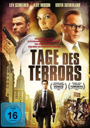 Tage des Terrors (The Reluctant Fundamentalist, 2013)