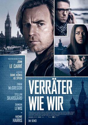 Verräter wie wir, Our Kind of Traitor (Kino) 2015