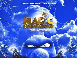 The Magic Roundabout (Kino) engl, quer