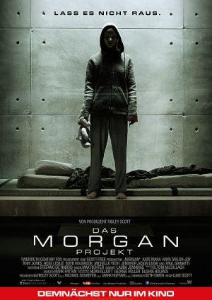 Das Morgan Projekt, Morgan (Kino) 2016