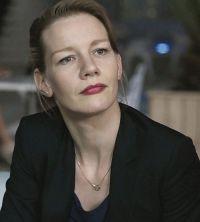 Sandra Hüller in
