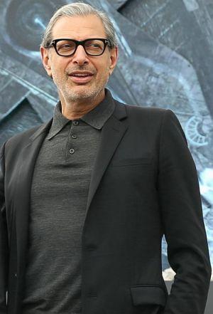 """Hauptdarsteller Jeff Goldblum trommelt in Berlin für """"Independence Day: Wiederkehr"""""""