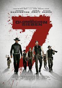 Die glorreichen Sieben, The Magnificent Seven (Kino) 2016