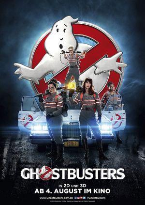 Ghostbusters (Kino) 2016