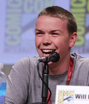 Will Poulter auf der Comic-Con in San Diego 2014