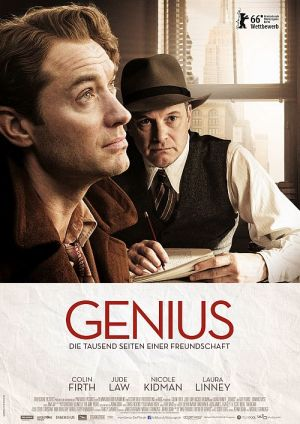Genius - Die tausend Seiten einer Freundschaft (2016)