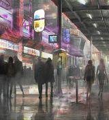 """Concept Art von """"Blade Runner 2049"""" (2017)"""