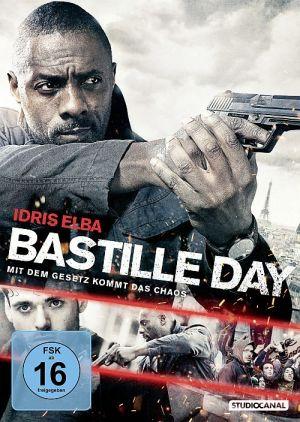 Bastille Day (DVD) 2016