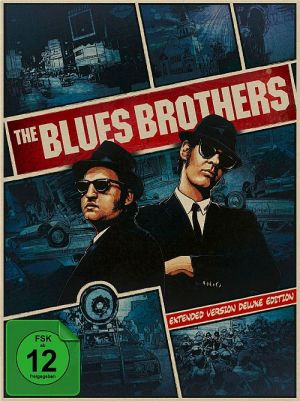 Blues Brothers - Extended Version Deluxe Edition