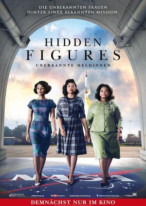Hidden Figures - Unerkannte Heldinnen (Kino) 2017