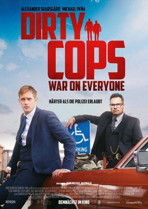 Dirty Cops: War on Everyone (Kino D) 2016