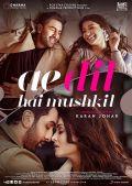 Ae Dil Hai Mushkil - Die Liebe ist eine schwierige Herzensangelegenheit (2016)