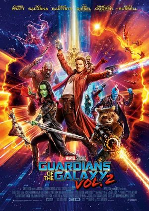 Guardians of the Galaxy Vol. 2 (3D), Guardians of the Galaxy Vol. 2 (Kino) 2017