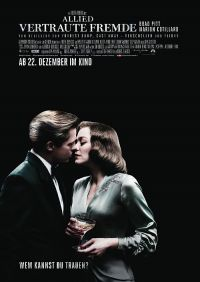 Allied - Vertraute Fremde (Kino) 2016