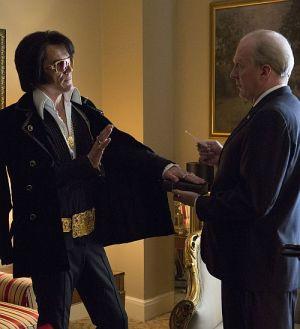 "Michael Shannon in ""Elvis & Nixon"""