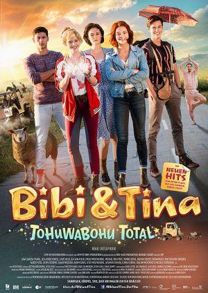 Bibi & Tina - Tohuwabohu total (2016)