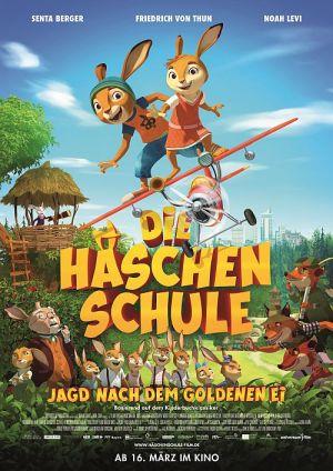 Die Häschenschule 3D (Kino) 2017
