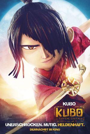Kubo - Der tapfere Samurai 3D, Kubo and the Two Strings (Kino) 2016