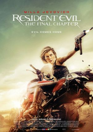 Resident Evil: The Final Chapter 3D (Kino) 2017