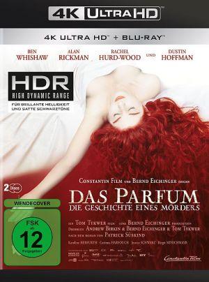 Das Parfum - Die Geschichte eines Mörders (4K UHD + 2D Blu-ray)