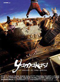 Yamakasi - Die Samurai der Moderne (kino) franz