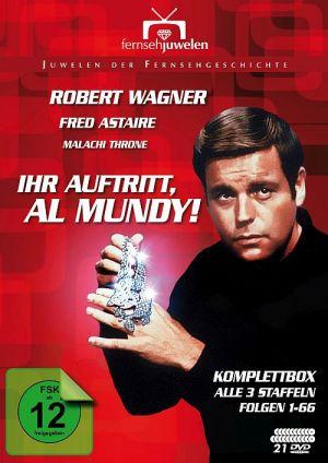 Ihr Auftritt, Al Mundy! Komplettbox (It Takes a Thief, 1968)
