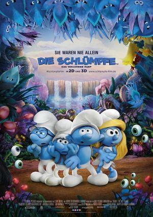 Die Schlümpfe - Das verlorene Dorf 3D, The Smurfs: The Lost Village (Kino) 2017