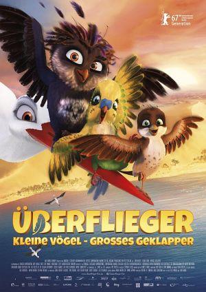 Überflieger - Kleine Vögel, großes Geklapper, Richard the Stork (Kino) 2017