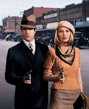 Bonnie und Clyde (quer) 1967