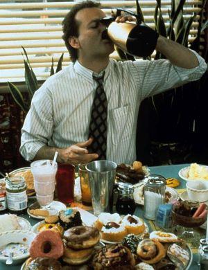 Und täglich grüßt das Murmeltier, Groundhog Day (Szene) 1993