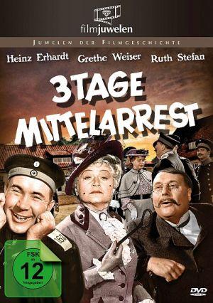 Drei Tage Mittelarrest (DVD) 1955