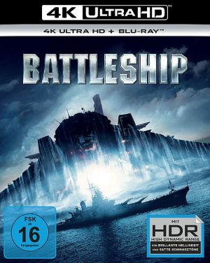 Battleship (4K Ultra HD + Blu-ray)