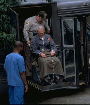 """Paul Newman in """"Ein heißer Coup"""" (Where the Money is, 2000)"""