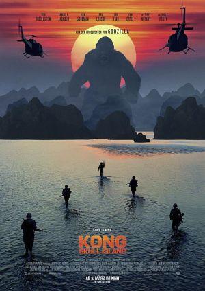 Kong: Skull Island 3D (Kino) 2017