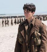 """Fionn Whitehead in """"Dunkirk"""" (2017)"""