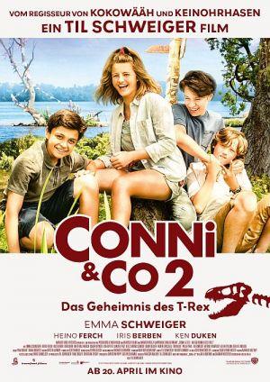Conni & Co 2 - Das Geheimnis des T-Rex, Conni & Co 2 - Rettet die Kanincheninsel (Kino) 2017