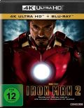 Iron Man 2 (4K Ultra HD + Blu-ray)