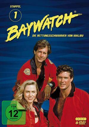Baywatch - Die Rettungsschwimmer von Malibu - Staffel 1 (DVD) 1989