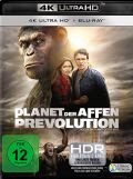 Planet der Affen - Revolution (4K Ultra HD + Blu-ray)
